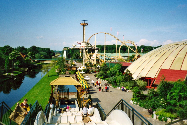 3 dagen Attractie- en Vakantiepark Slagharen (NL) - 2 volwassenen + 2 kinderen