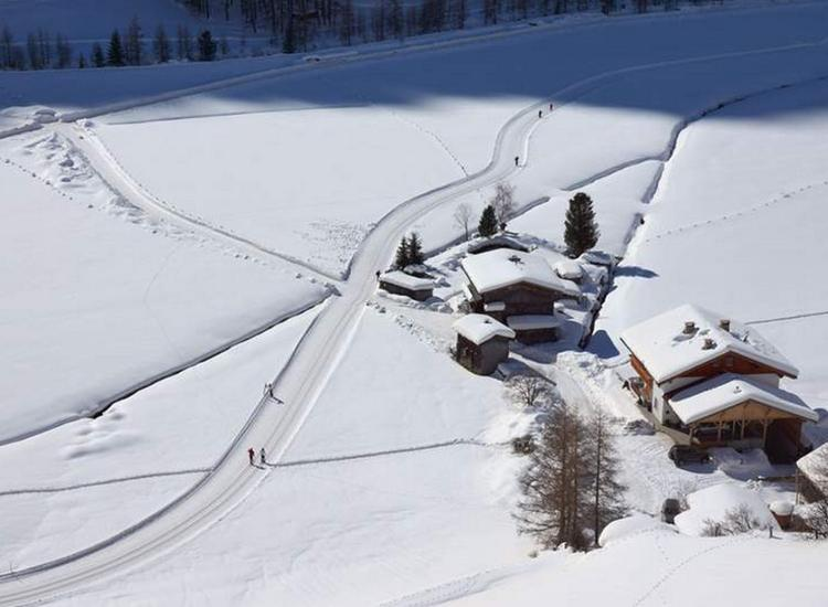Winterspecial: 4 dagen Wintersport in Zuid-Tirol obv halfpension (2 pers.)