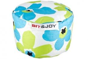 Bolletjes Voor Zitzak.Sit En Joy Small Dot Trendy Zitzak Poef Ideaal Voor Op Uw Terras